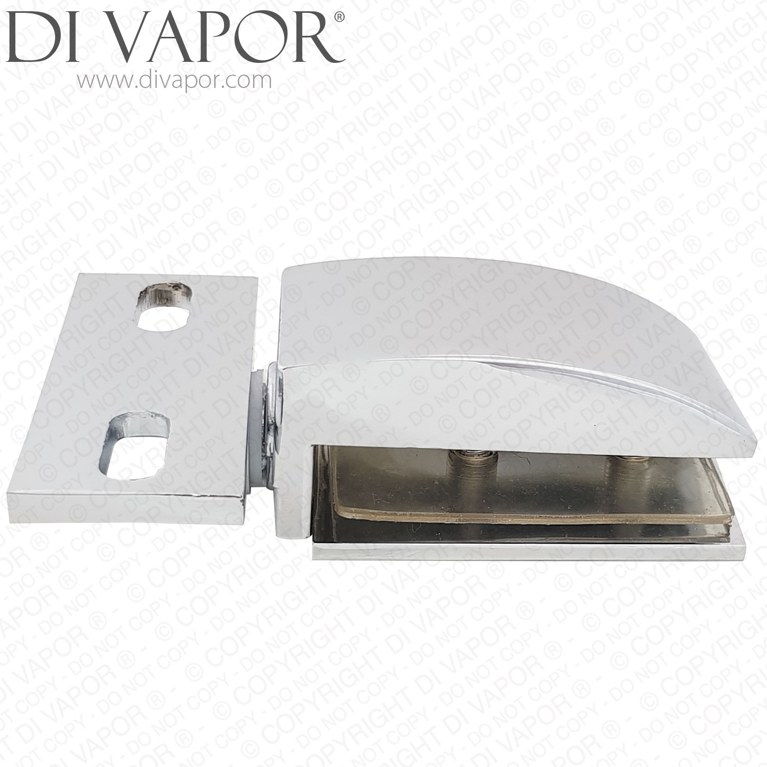 Shower Door Glass Pivot Hinge 25mm Hole To Hole