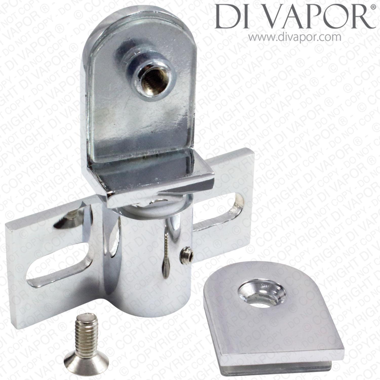 Di Vapor R Glass Shower Door Pivot Hinge Plastic Pin
