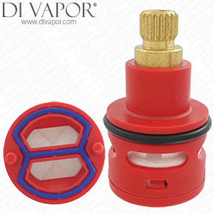 22mm 2-Way Diverter Cartridge