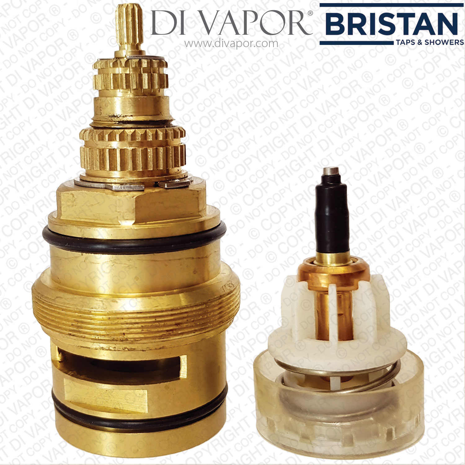 Bristan Sk971007 Thermostatic Cartridge With Piston And