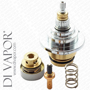 Front Housing and Thermostatic Cartridge for SNINASF CEL-001A-WAX Ultra Hudson Reed Vado Crosswater