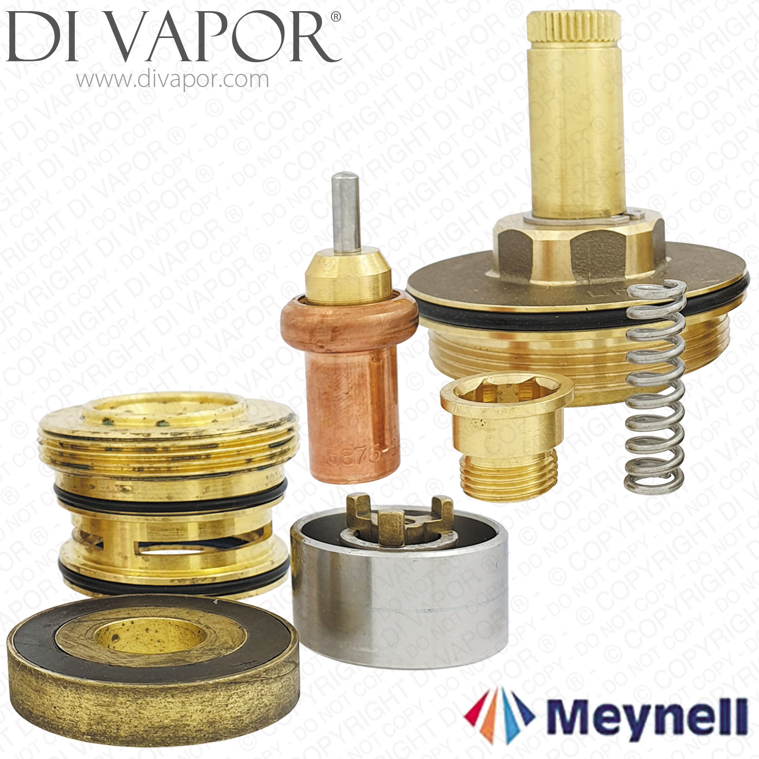 Meynell SPSM0275J Thermostatic Cartridge
