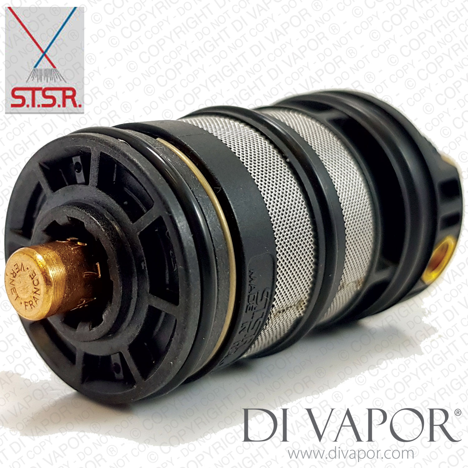 Stsr St187 Hydrostat Thermostatic Cartridge Spare