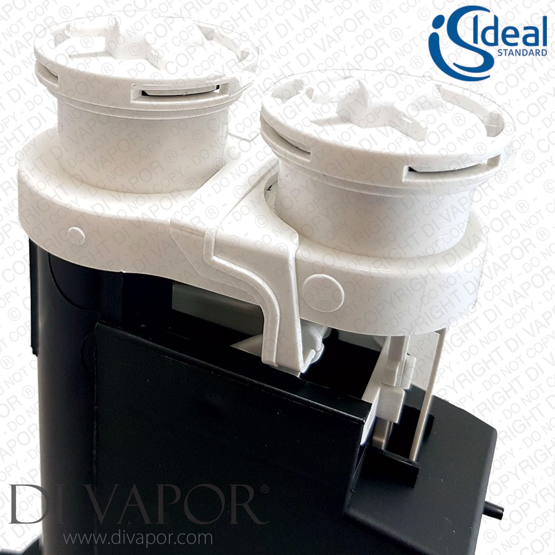Ideal Standard Sv93467 Cistern Dual Flush Valve 1 5