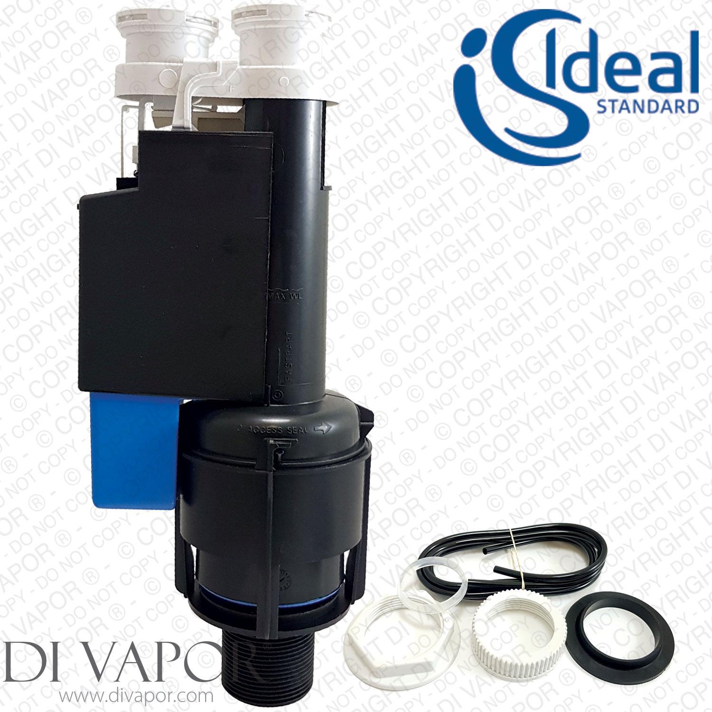 ideal standard sv93467 cistern dual flush valve 1 5. Black Bedroom Furniture Sets. Home Design Ideas