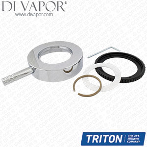 Triton 83307850 Elina/Thames Flow Control Assembly - Chrome