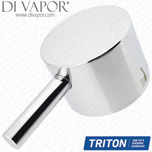 Triton 83308860 Thames Bar Flow and Diverter Control Handle Chrome
