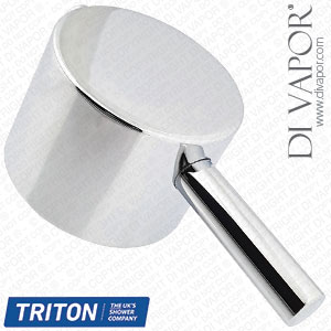 Triton 83308890 Thames Temperature Control Handle Chrome