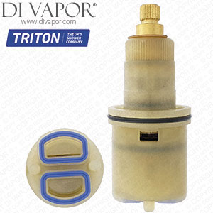 Triton 83313940 Thermostatic Cartridge for Moya, Mersey and Thames Shower Mixers