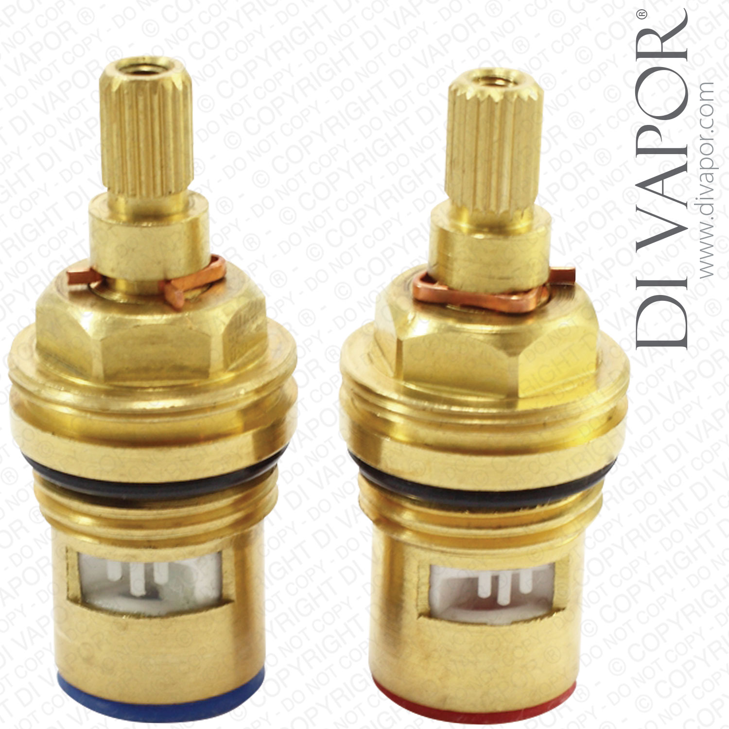 Two 1 2 Quot Quarter Turn Ceramic Disc Tap Cartridge