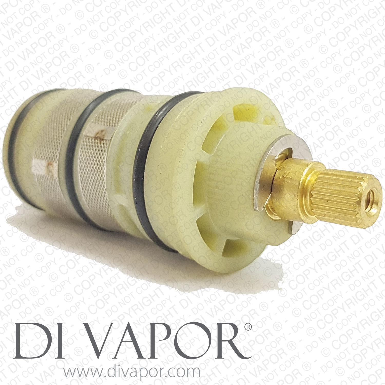 Plastic Thermostatic Cartridge Replacement Screw In