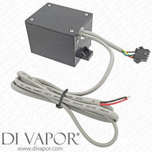 12V DC Transformer for Multi-Coloured LED Lights used on Hot Tubs | Whirlpool Baths | Spas - UWLL23-TRANS