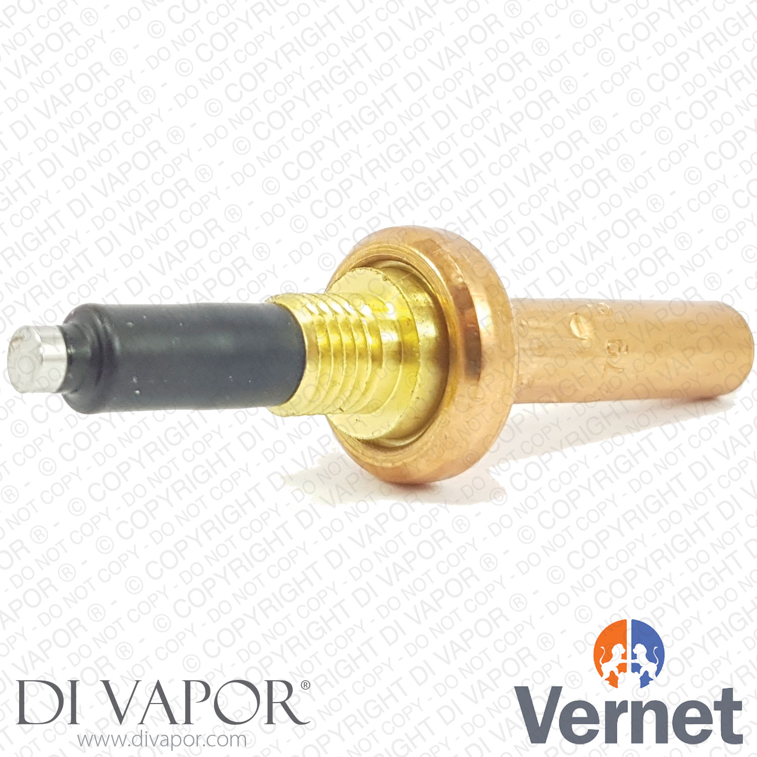Vernet 0279 Wax Thermostat Element With Thread
