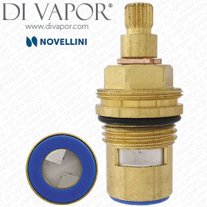 Novellini VITTRUB 1-2 Inch Ceramic Disc Cartridge
