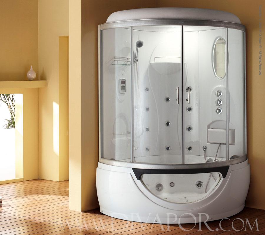 Steam Bath | Steam Shower & Bath - The Superior