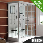 Torino Steam Shower