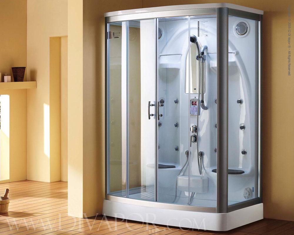 trevi steam shower from di vapor