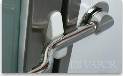Easy-Access Door Handle