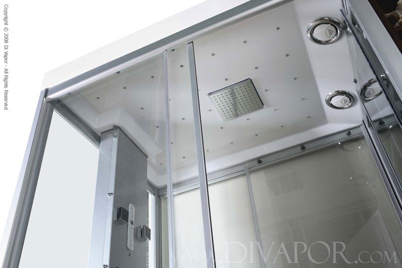 Steam Cabinet Luxury Shower Cabinets The Victoria